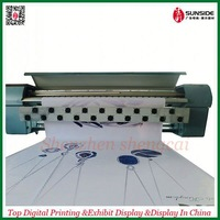 Derect factory pvc flex banner roll for printing for subway station