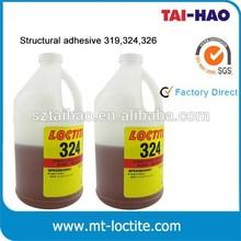 Loctite324 anaerobic structural adhesive, Loctit 324 high impact speed bonder