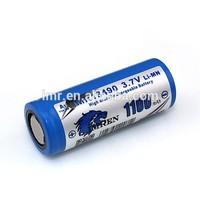imren18490 1100mah 3.7V Li-Mn rechargeable battery,imr 18490 battery,provari mini