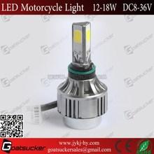 18w M3 led motorcycle light mini type motorcycle led head light