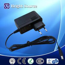 12.6V/1.7A AC DC Power Supply Adapter With UK,EU,AU,KC USA Plugs