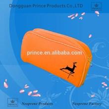 2015 new arrival fashion design neoprene toilet bag