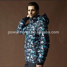 Winter ski jacket brand name sportswear unisex