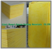 suspended acoustic 600x600 ceiling/ high qaulity natural fiberglass fiberglass ceiling board