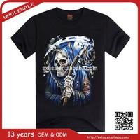 china factory wholesale custom new design cotton t-shirt