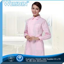 medical uniform spandex/organic cotton polyester/ rayon nurse slipper