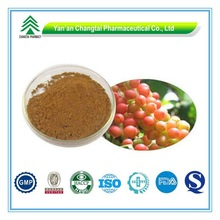 Hot Sale GMP Certificate 100% Pure Natural Schisandra chinensis(Turcz.)Baill. extract