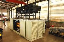 50Hz Electricity Output 500kW Biogas Engine Generator plant