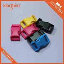 Multicolor Plastic Side Release Buckle