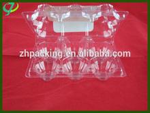 hot selling plastic eggs tray /supply quail egg blister tray / clear plastic quail eggs packing tray box