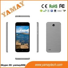 4.5 inch touch screen smartphone no brand 4GB/8GB ROM android 3g mobile phone
