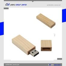 natural wood usb flash custom usb drives cheap 2gb low cost usb memroy real