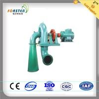 High quality Francis turbine price 30KW,Low rpm alternator generator