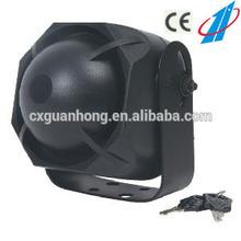 Auto car Battery Backup Siren,battery revese siren GB-31