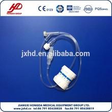 sterile flow regulator extention tube for single use