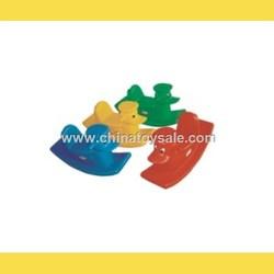 China Factory Supply rocking horse saddles H60-0331