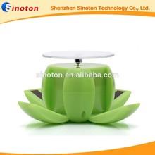 Very Popular Apple shaped Solar Display ,Camera display& Watch display