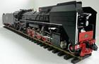Gauge 1 Brass locomotive model - Coal Fired QJ