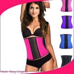 No MOQ Plus Size rubber corsets XXXL