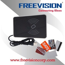 125khz rfid wg id card reader/writer modeled BlackPadD10ND
