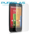 Pureglas 0.3mm Hot Real Tempered Glass Film Screen Protector for Motorola Moto G2 G 2nd Gen