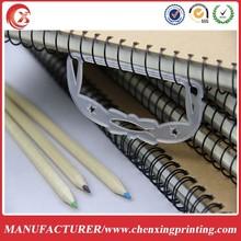promotional logo notepad with pen holder manufacturer