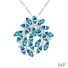 fashion jewellery gold pendants with CE certificate