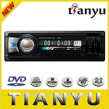 Car Radio Tuner Combination and Supporst SD/MMC Card FM Transmitter