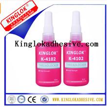 Wholesale price 50ML 4102 GREEN Anaerobic adhesive Threadlocker glue