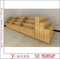 De madera de soporte de exhibición/estante/rack