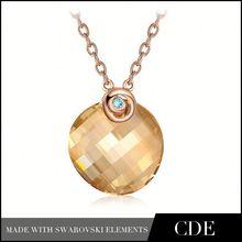 Novelty Product Rhodium Plated Brass Jewelry