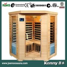 2015 JM-032HD-TU new mini far infrared sauna cabin