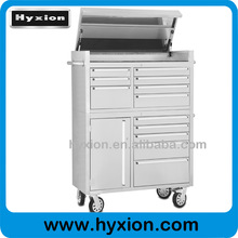 Trade assurance 41 inch professional stainless steel best selling tool chest