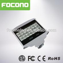 5000k white 28watt high power led street light price list 110lm/w