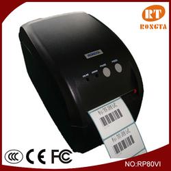1~3 inch label &barcode printer direct thermal RP80VI-1