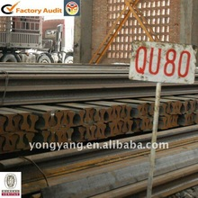 QU80 ISO Chinese Standard Crane Rail