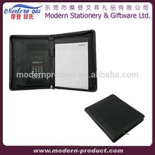 Zipper A5 Leather Agendas Planner Diary Organizer Filofax