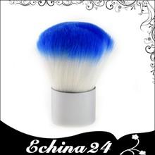 Nail Art Cleaner Blue Multi-color Soft Art Nail Dust Brush