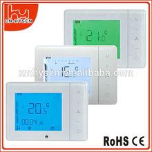 Central air conditioner thermostat rs485 control modbus temperature controller