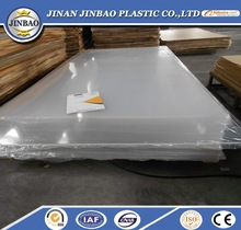 china factory supply price of pmma acrylic sheet for wall