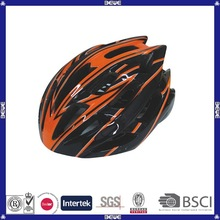 Hot good quality PC shell 23 vents helmet bike