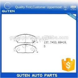 Gbp90330af 16321 45022-s30-g10 45022-sn7-g40 Brake Pad American,Japanese,European,Korean Cars