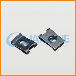 alibaba website m8 carbon steel zinc plated cage nut in hardware