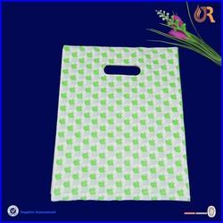2015 New Product Accept Custom die cut handle bag