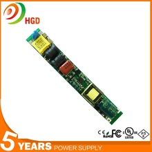 HG-502 China LED Driver Wholesale tube driver PF 0.95 electronic led drive