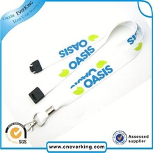trade show woven lanyard on market