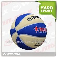 inflatable PU basketball ball/promption PU basketball