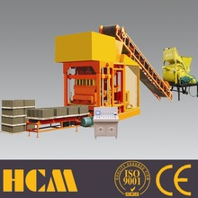 QTJ4-25 common brick machine in myanmar