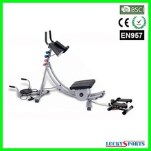 2015 Fitness Equipments AB Coaster With Stepper, Dumbbell, Twister, Rope, Push Up Bar AB4400