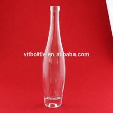 750ml glass spirit bottles vodka glass bottle hot selling mojito bottle